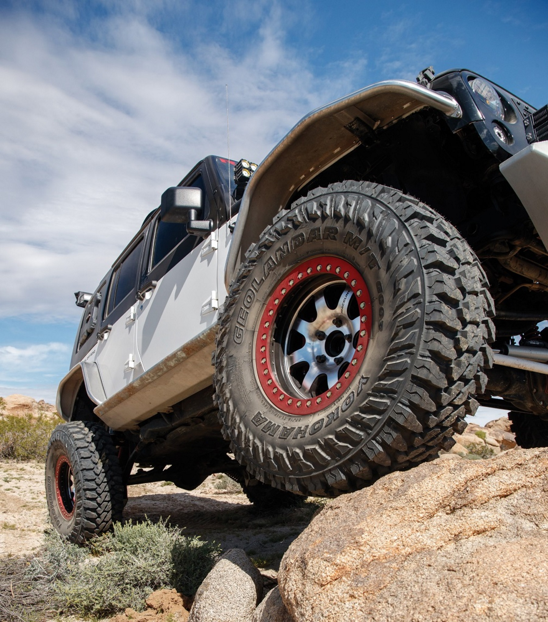 Go Strong! Yokohama Launches the All-new, Ultra-tough GEOLANDAR M/T G003™ Mud-Terrain Tire
